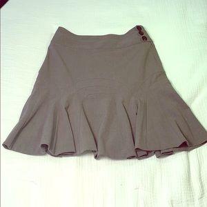 Anthropologie Elevenses Skirt
